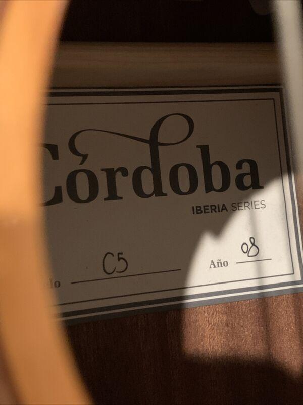 Cordoba C5 Guitar