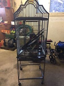 Lrg bird/parrot cage $250 OBO