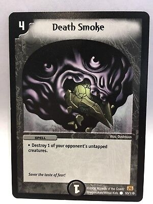 Death Smoke (53/110) | Duel Masters Trading Card Game Single Card