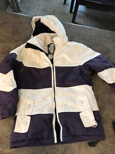 Girls Powder-room winter jacket