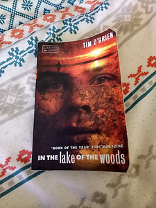In the lake of the woods by Tim O'Brien Woori Yallock Yarra Ranges Preview