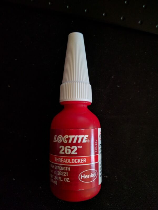 Loctite 10ML 262 (Red)