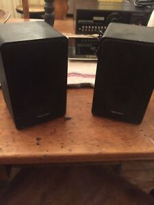 Vintage Realistic Maximus-7 speakers