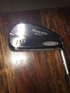 Bridgestone j33 air muscle driving iron