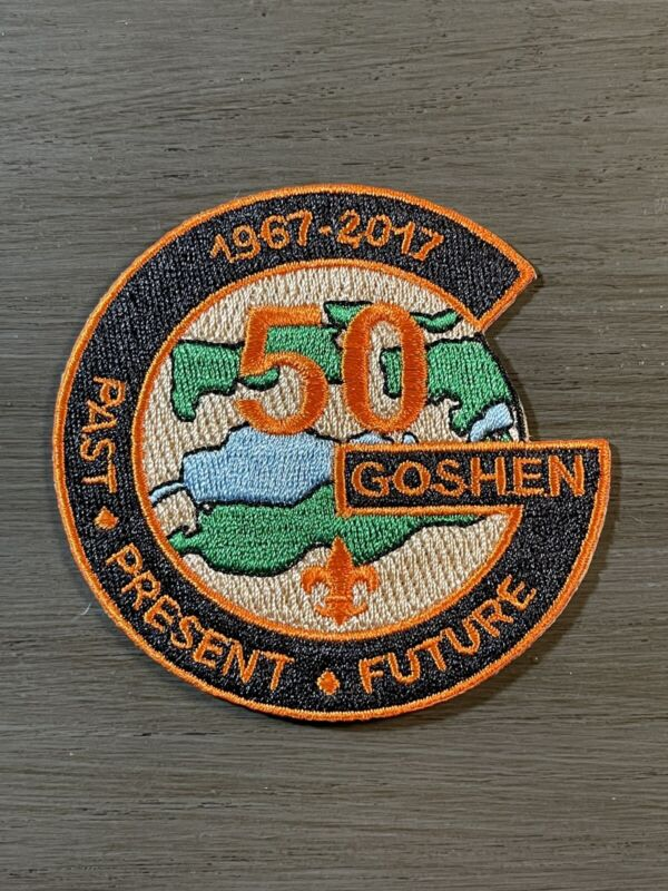 Goshen 50 Scout Camp Reservation National Capital Area Council NCAC BSA VA Wipit