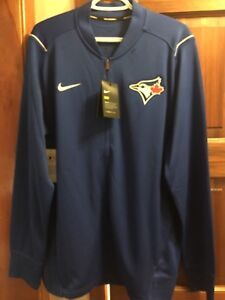 Brand New with tags Toronto Blue Jays Sweater/Jacket size L