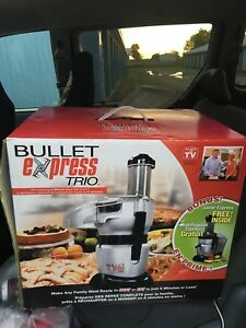 Magic bullet express trio