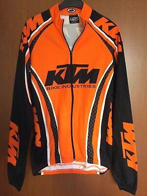 Maglia Shirt Radtrikot Maillot Ciclismo Cycling KTM Giro Tour de France Bike...