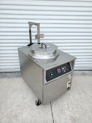 Bki Auto Lift 75 Lb Electric Fryer 208v 3 Phase Blf-f