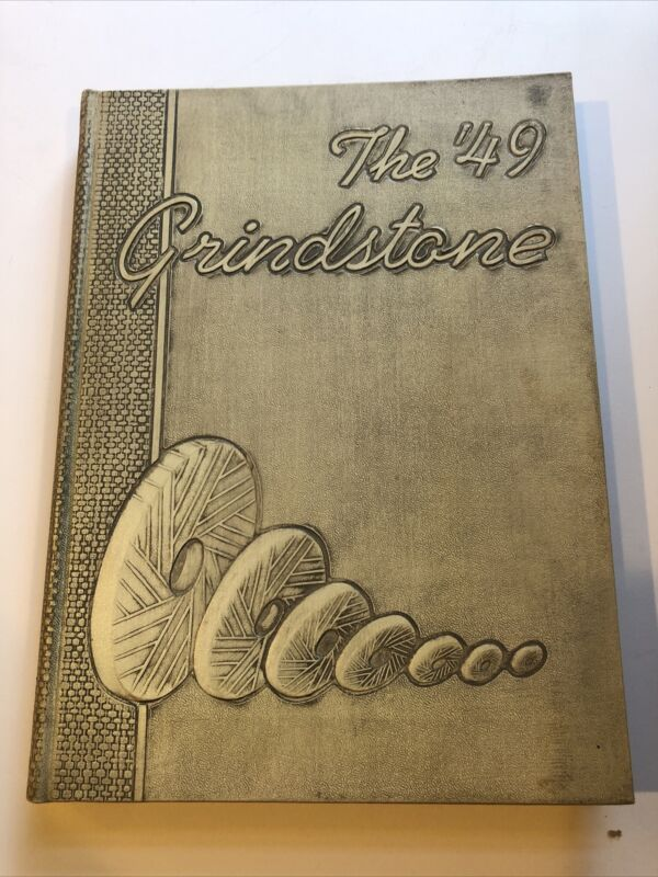 Baldwin Wallace College 1949  yearbook. Berea Ohio