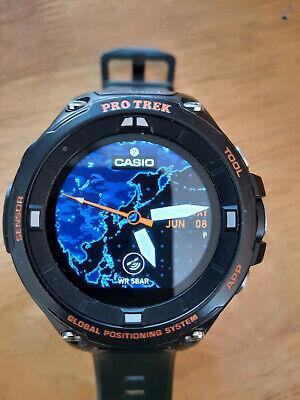 Casio Pro trek WSD F20 Sports Watch