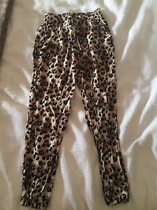 Leopard print pants Blakeview Playford Area Preview