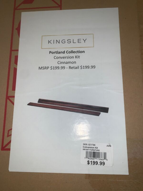 kingsley portland conversion kit cinnamon