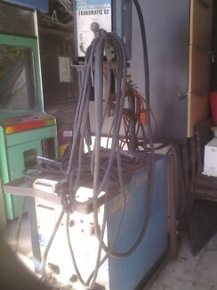 CIG transmig 250 3 phase welder with wire feeder