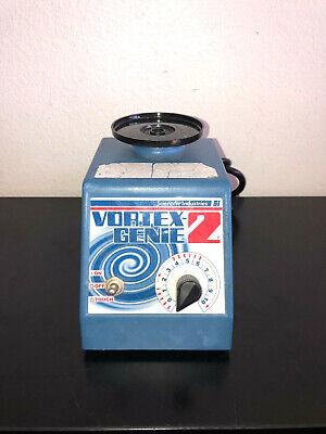 Vortex Genie 2 Scientific Industries G-560 Laboratory Shaker Mixer Tested
