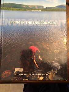 Living in the Environment - G. Tyler Miller, Jr, Dave Hackett