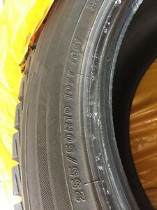 Winter tires YOKOHAMA 255/50R19 107T 1G51 _ BENZ ML 350