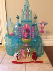 My little pony crystal empire toy
