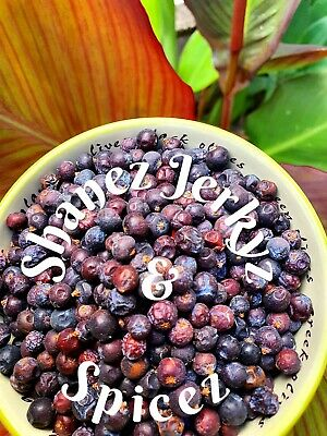 Juniper Berries 200g Premium Quality Shanez Herbs and Spices organic