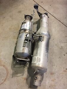 Cayt DPF and SCR from 2011 to 2013 dodge 5500