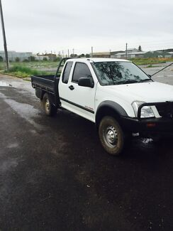 2004 Holden rodeo lx 4x4 Griffith Griffith Area Preview