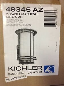 Outdoor light in box brand new