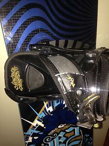 K2 snowboard bindings and boots