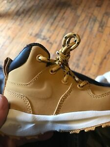 Baby Nike boots