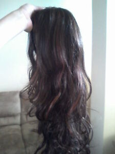 2 synthetic wigs + accessories (shampoo, conditioner n more) Tarneit Wyndham Area Preview
