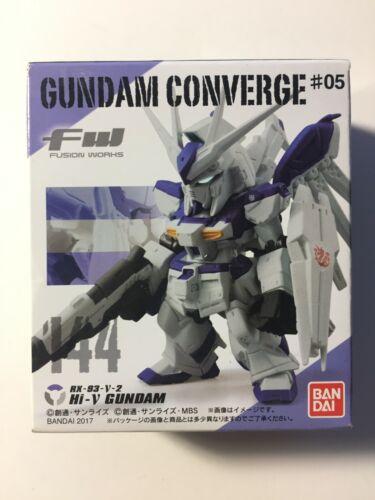 Fw Gundam Converge #05 144 Hi-Nu Gundam US Seller