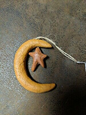 Michael Moon Halloween (NEW Moon with Star Ornament Christmas Halloween Decor)
