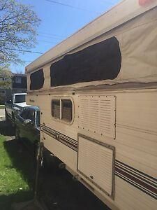 Truck Top Camper