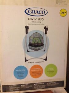 I have 2 graco infant swing for sale. Never opened never used.