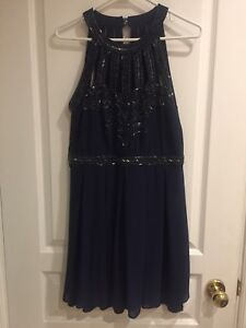 Large beaded dress- Perfect for xmas/ new years parties!