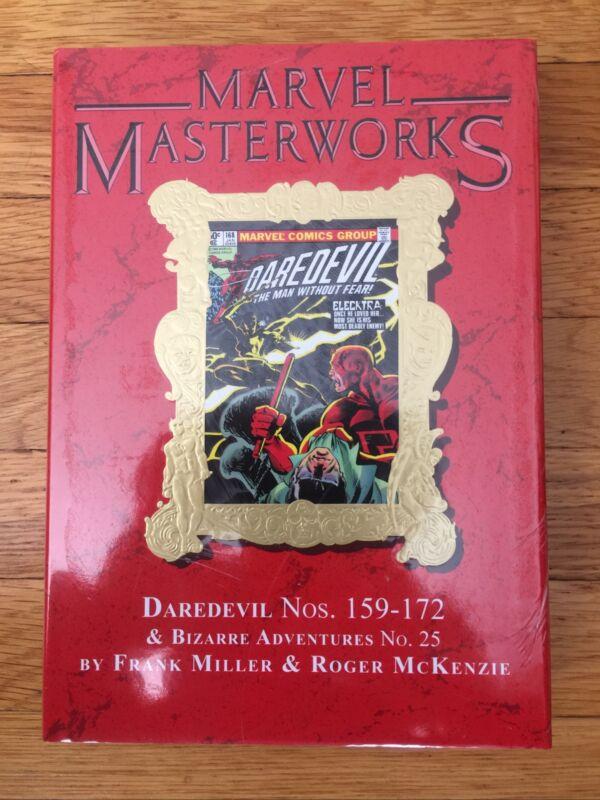 MARVEL MASTERWORKS #307 DAREDEVIL Volume #15 DM Variant HC (2021) Global Ship