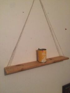 Floating/hanging pallet shelf Katoomba Blue Mountains Preview