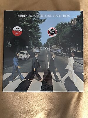 the beatles abbey road Deluxe Vinyl Edition