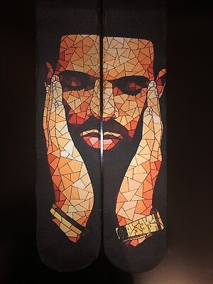 Custom Tube Socks - Drake Rapper Custom Sublimated Dry Fit Crew/tube Socks