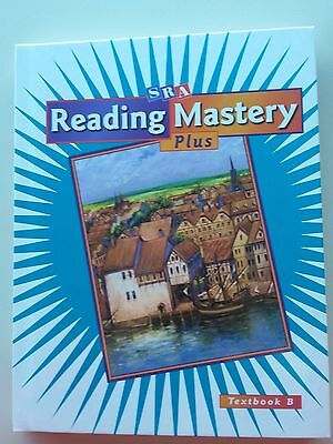 Sra Reading Mastery Plus 5Th Grade Level 5 Textbook B Hardcover