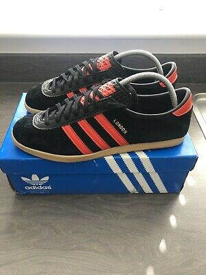 Adidas London UK 10 Deadstock Not BNIB BNIBWT