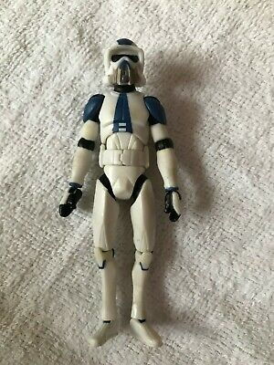 Star Wars Clone Wars 501st ARF Trooper Action Figure from AT-RT Hasbro 2013