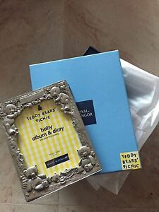 Royal Selangor Teddy Bears Picnic Stainless Steel photo album for baby Hocking Wanneroo Area Preview