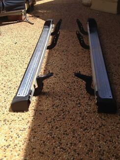 Kingsley Integra Side Steps Pajero Nm Lwb Other Parts