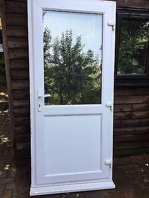 upvc double glazed rear door