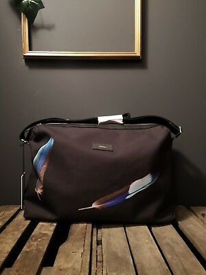 Paul Smith Feather Messenger Bag (Brand New)