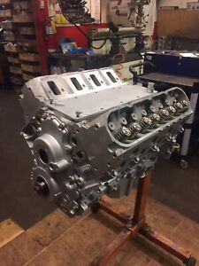 Engine rebuilding