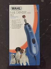 Brand New Wahl Professional Animal Nail Grinder and File Huntingdale Gosnells Area Preview