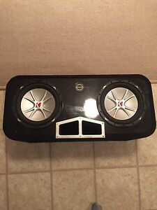 "Kicker 10"" Subwoofers 1600 Watts  $275"