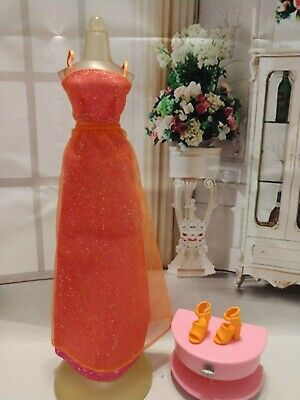 1997 BARBIE DOLL FASHION AVENUE TEEN SKIPPER PROM TOYS R US CLOTHES SET