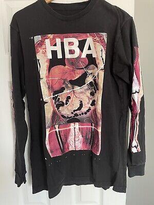 Hood By Air Skeleton Shirt